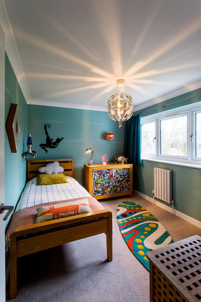 boys bedroom, colourful bedroom ideas, interior designer Oxfordshire, home decor, interior stylist, Berkshire, Buckingham