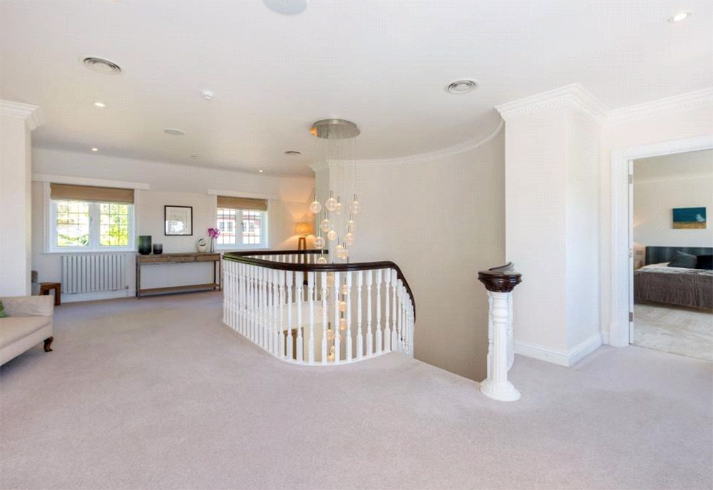 Home remodelling stair renovation