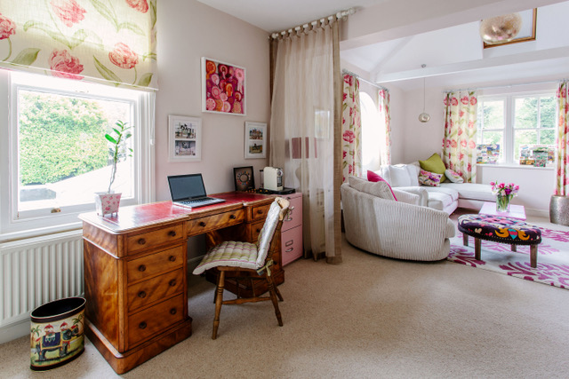 Tips for working remotely - home office and snug
