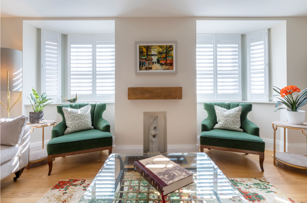 Laureate House Living Room