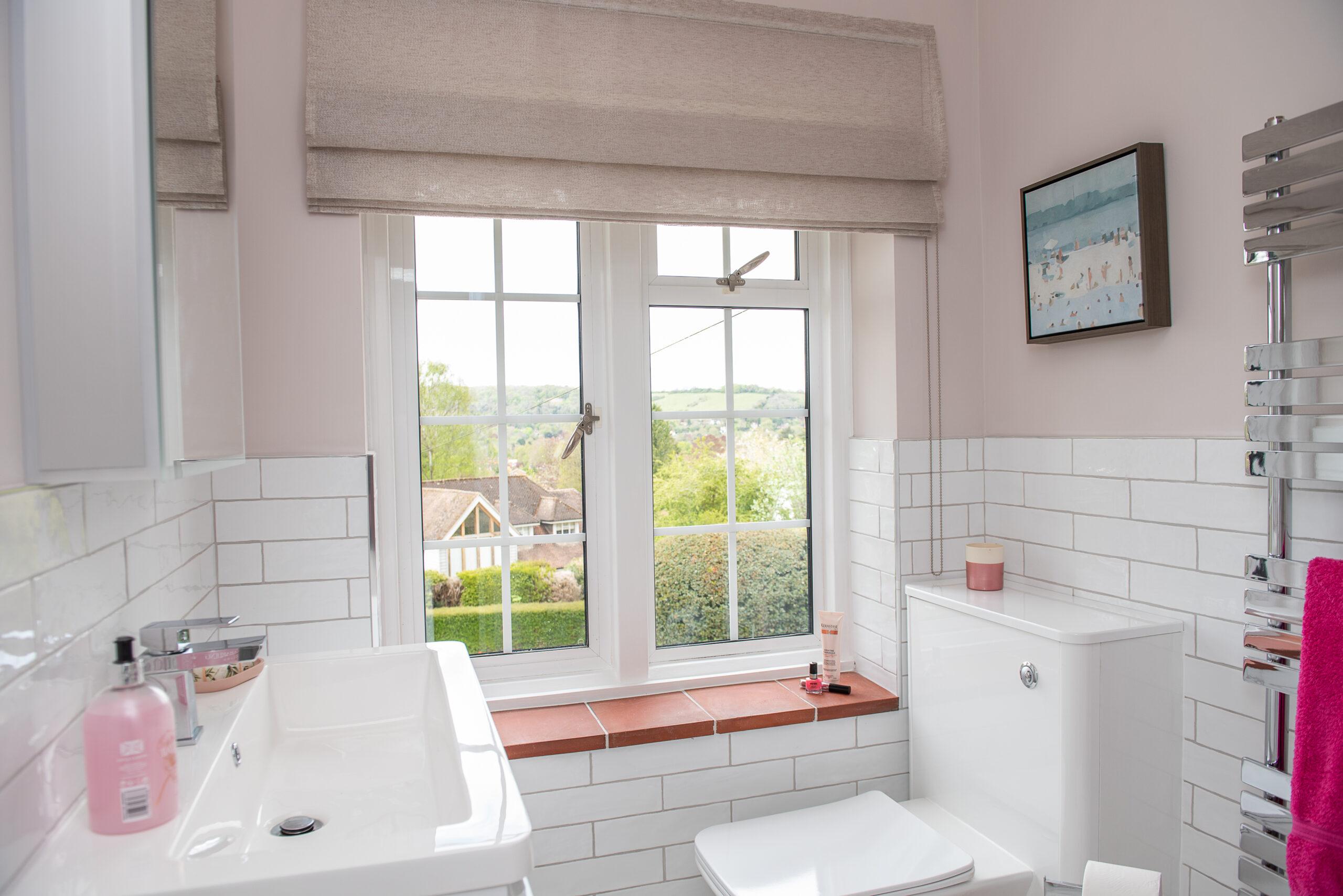 Fairways Goring Ensuite Bathroom Window